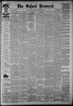 The Oxford Democrat: Vol. 54, No. 49 - December 06,1887