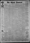 The Oxford Democrat: Vol. 54, No. 50 - December 13,1887
