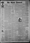 The Oxford Democrat: Vol. 54, No. 52 - December 27,1887