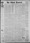 The Oxford Democrat: Vol. 55, No. 10 - March 06,1888