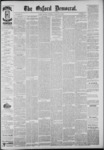 The Oxford Democrat: Vol. 55, No. 11 - March 13,1888