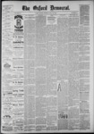The Oxford Democrat: Vol. 55, No. 21 - May 22,1888