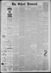 The Oxford Democrat: Vol. 55, No. 25 - June 19,1888