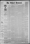 The Oxford Democrat: Vol. 55, No. 28 - July 10,1888