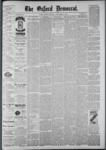 The Oxford Democrat: Vol. 55, No. 36 - September 04,1888