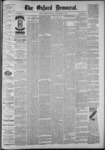 The Oxford Democrat: Vol. 55, No. 37 - September 11,1888