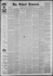 The Oxford Democrat: Vol. 55, No. 39 - September 25,1888