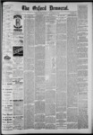 The Oxford Democrat: Vol. 55, No. 47 - November 20,1888