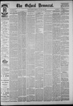 The Oxford Democrat: Vol. 56, No. 4 - January 22,1889