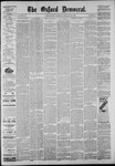 The Oxford Democrat: Vol. 56, No. 9 - February 26,1889