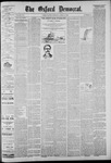 The Oxford Democrat: Vol. 56, No. 14 - April 02,1889