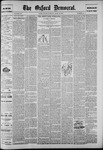 The Oxford Democrat: Vol. 56, No. 16 - April 16,1889