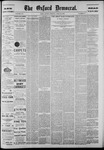 The Oxford Democrat: Vol. 56, No. 17 - April 23,1889