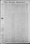 The Oxford Democrat: Vol. 56, No. 20 - May 14,1889