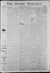 The Oxford Democrat: Vol. 56, No. 21 - May 21,1889