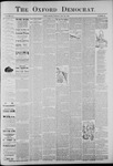 The Oxford Democrat: Vol. 56, No. 22 - May 28,1889