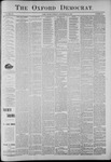 The Oxford Democrat: Vol. 56, No. 39 - September 24,1889