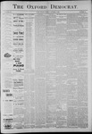 The Oxford Democrat: Vol. 56, No. 41 - October 08,1889