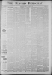 The Oxford Democrat: Vol. 56, No. 42 - October 15,1889