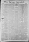 The Oxford Democrat: Vol. 56, No. 49 - December 03,1889