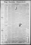 The Oxford Democrat: Vol. 58. No. 12 - March 24,1891