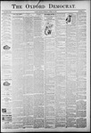 The Oxford Democrat: Vol. 58. No. 15 - April 14,1891
