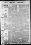 The Oxford Democrat: Vol. 58. No. 24 - June 16,1891