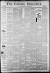 The Oxford Democrat: Vol. 58. No. 44 - November 03,1891