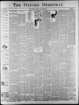 The Oxford Democrat: Vol. 59. No. 13 - March 29,1892