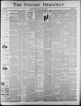 The Oxford Democrat: Vol. 59. No. 14 - April 05,1892