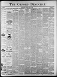 The Oxford Democrat: Vol. 59. No. 21 - May 24,1892