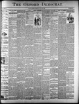 The Oxford Democrat: Vol. 61. No. 30 - July 25,1893