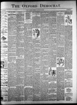 The Oxford Democrat: Vol. 61. No. 34 - August 22,1893