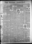 The Oxford Democrat: Vol. 61. No. 36 - September 05,1893