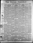 The Oxford Democrat: Vol. 61. No. 45 - November 07,1893