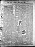 The Oxford Democrat: Vol. 61. No. 46 - November 14,1893