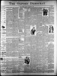The Oxford Democrat: Vol. 61. No. 47 - November 21,1893
