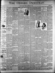 The Oxford Democrat: Vol. 61. No. 49 - December 05,1893