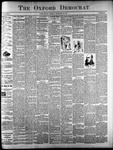 The Oxford Democrat: Vol. 61. No. 51 - December 19,1893