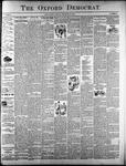 The Oxford Democrat: Vol. 61. No. 52 - December 26,1893