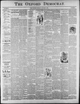 The Oxford Democrat: Vol. 61, No. 2 - January 09,1894