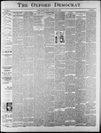 The Oxford Democrat: Vol. 61, No. 6 - February 06,1894