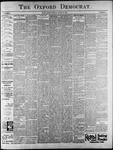 The Oxford Democrat: Vol. 61, No. 11 - March 13,1894