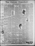 The Oxford Democrat: Vol. 61, No. 12 - March 20,1894