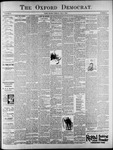 The Oxford Democrat: Vol. 61, No. 19 - May 08,1894
