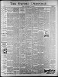 The Oxford Democrat: Vol. 61, No. 21 - May 22,1894