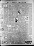 The Oxford Democrat: Vol. 61, No. 34 - August 21,1894