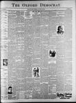 The Oxford Democrat: Vol. 61, No. 35 - August 28,1894