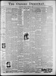 The Oxford Democrat: Vol. 61, No. 37 - September 11,1894
