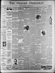 The Oxford Democrat: Vol. 61, No. 39 - September 25,1894